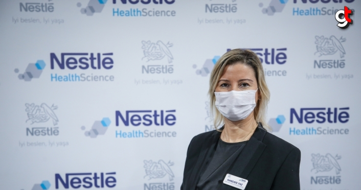 Nestlé Türkiye Medikal Beslenme Ürünleri Fabrikası'nın temeli Bursa'da atıldı