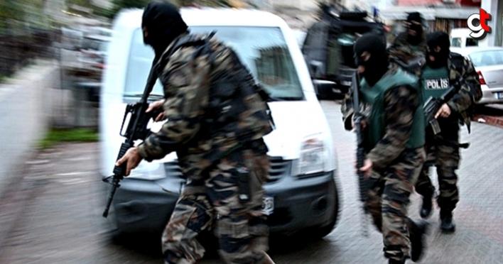 Samsun'da uyuşturucu operasyonunda 1 kişi yakalandı