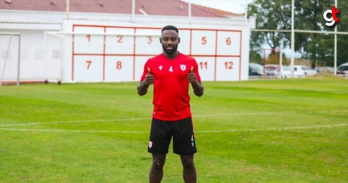 Samsunsporlu futbolcu Kevin Boli: