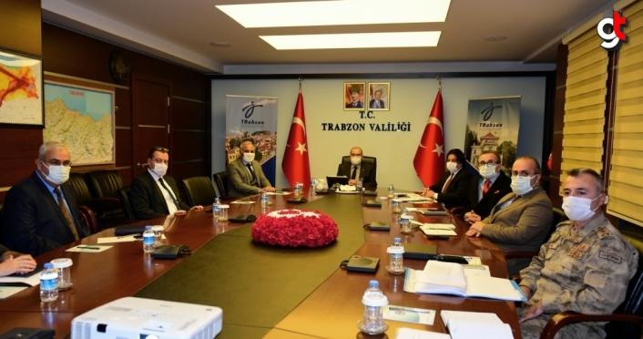 Trabzon Valisi Ustoğlu'ndan
