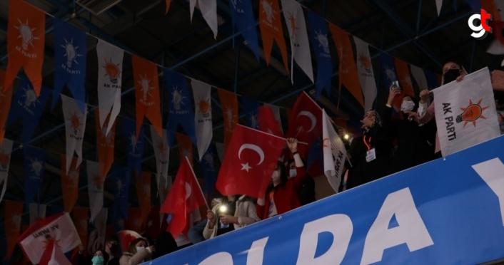 AK Parti Genel Başkan Yardımcısı Dağ, partisinin Kastamonu İl Kongresi'nde konuştu: