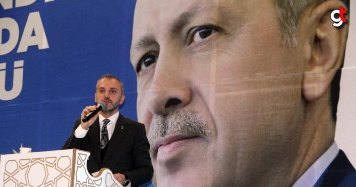AK Parti Genel Başkan Yardımcısı Kandemir Sinop İl Kongresi'nde konuştu: