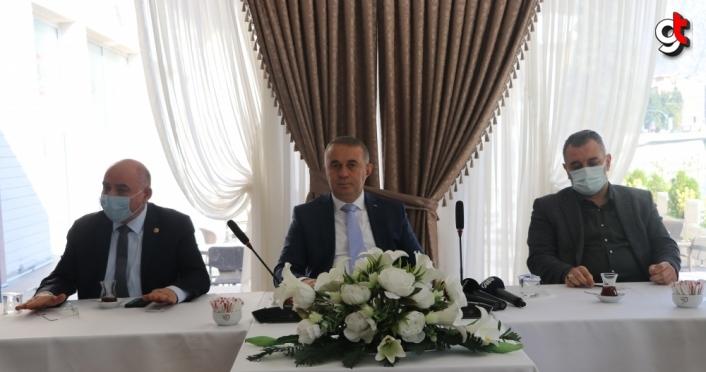 Amasya'da OSB'lerde yeni istihdam kapıları açılacak