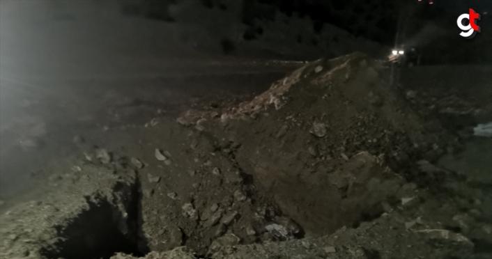 Amasya'da Zeus Tapınağı'nda kaçak kazı yapan 7 kişi suçüstü yakalandı