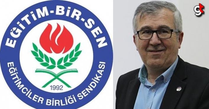 Eğitim Bir Sen Samsun 2 Nolu Şube Başkanı Tevfik Demir'den Kılıçdaroğlu'na sert tepki