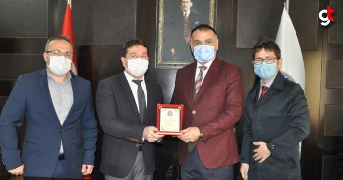 Halil Akgül, 'Eğitime katkımız devam edecek'
