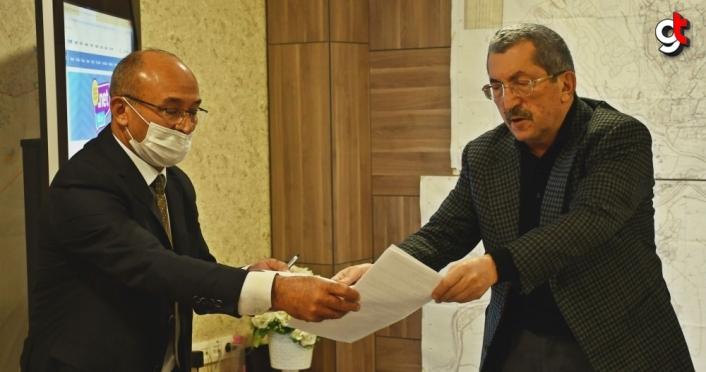 Karabük Belediyesinde toplu sözleşme görüşmeleri tamamlandı