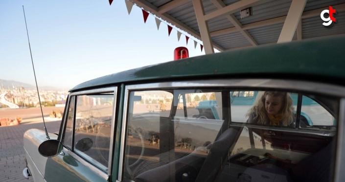 Karabük'teki araç müzesi ziyaretçilerini zamanda yolculuğa çıkarıyor