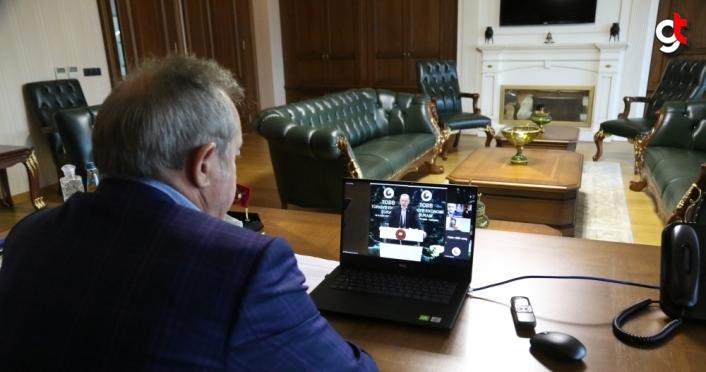 OTSO Başkanı Şahin'den Karadeniz için yatırım talebi