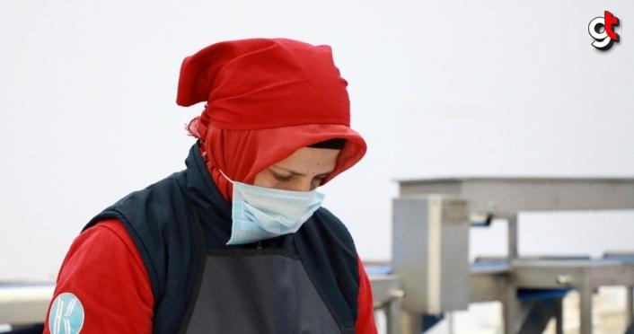 Rize'den balık ihracatı salgından etkilenmedi