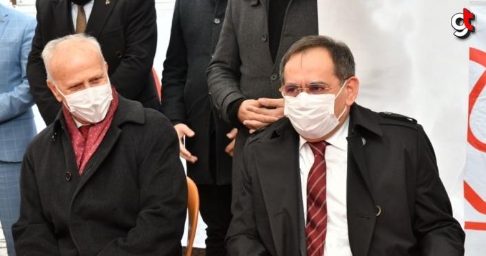Samsun Büyükşehir Belediyesi ile MHP kan bağışı kampanyası düzenledi