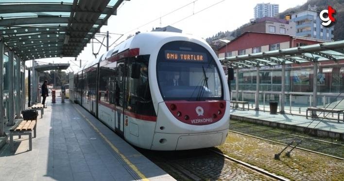 Samsun'da toplu ulaşım için son gün 1 Aralık