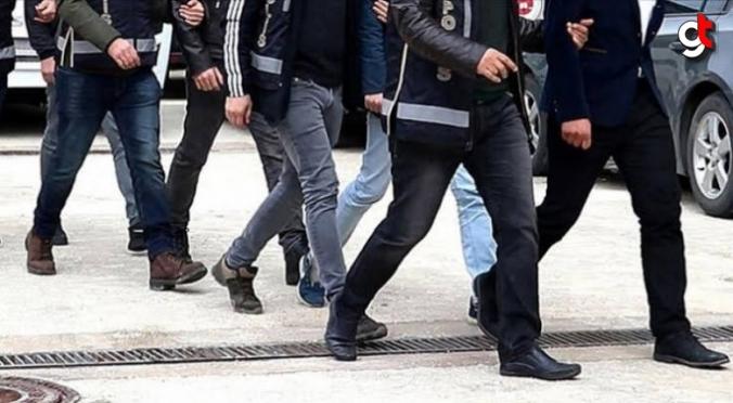Samsun'daki uyuşturucu operasyonlarında gözaltına alınanlardan biri tutuklandı