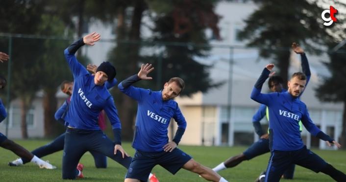 Trabzonspor, Sivasspor maçının hazırlıklarına başladı