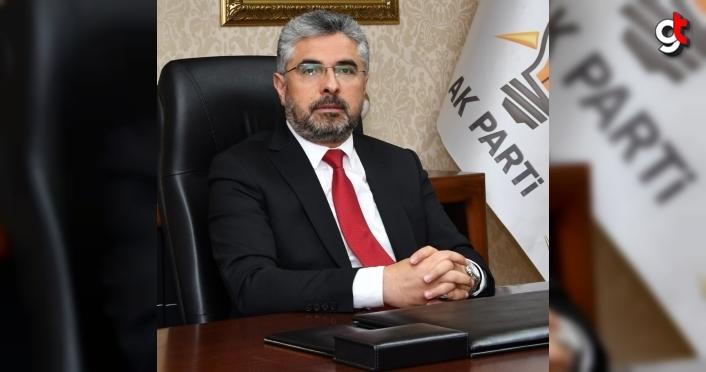 AK Parti İl Başkanı Ersan Aksu'dan sağlık çalışanlarına teşekkür