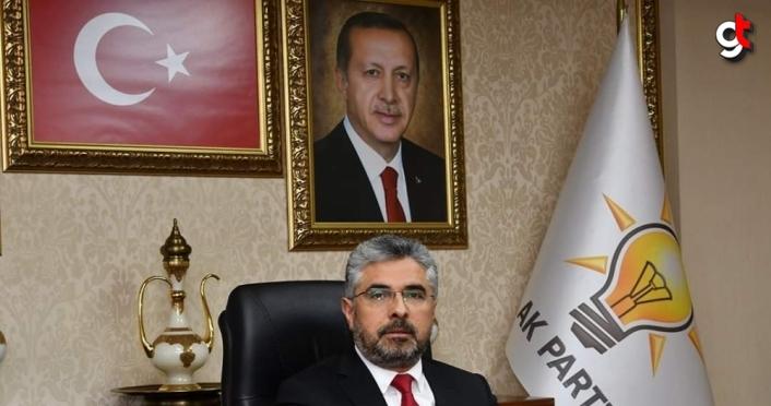 AK Parti Samsun İl Başkanı Ersan Aksu'dan esnafa destek açıklaması