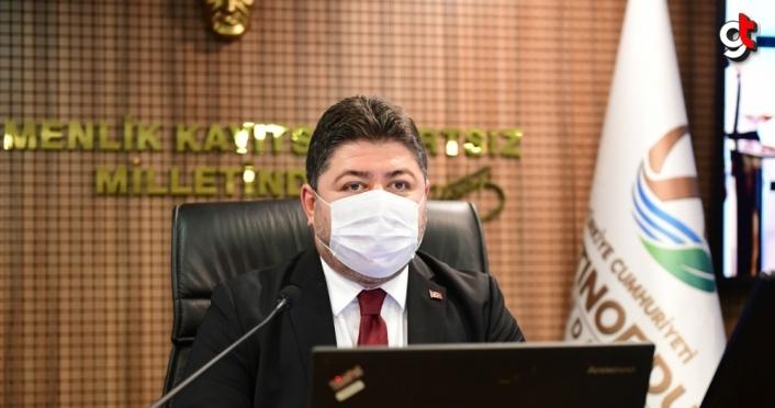 Altınordu Belediyesi işçilerinin maaşına zam yapıldı