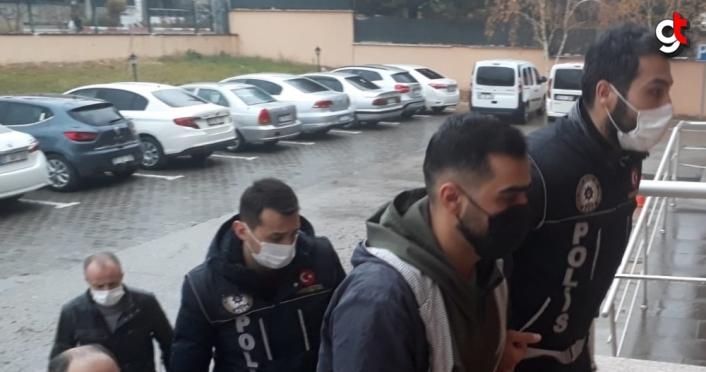 Amasya'daki uyuşturucu operasyonunda 1 zanlı tutuklandı