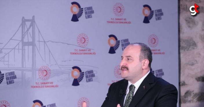 Bakan Varank, Çinli ve Uzakdoğulu dev akıllı telefon üreticilerinin Türkiye'de üretim yapacağını açıkladı: