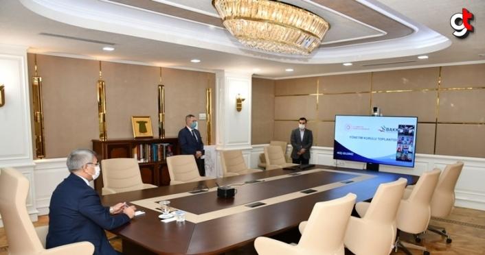 BAKKA Yönetim Kurulu Toplantısı gerçekleştirildi