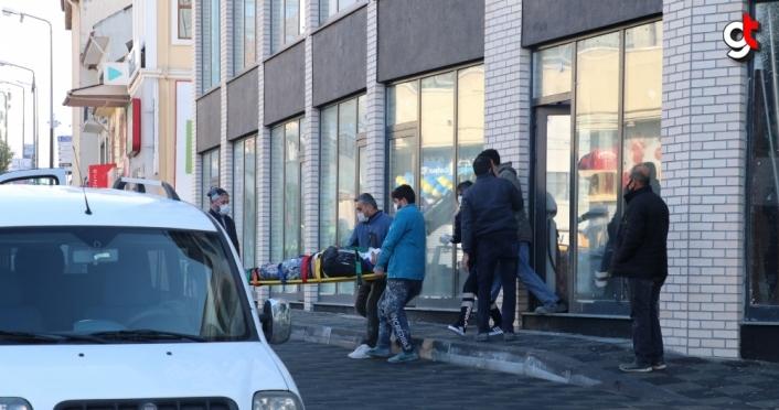 Bolu'da iş kazası: 1 yaralı