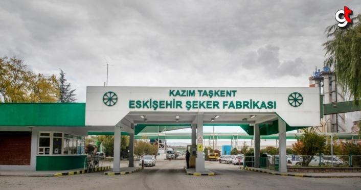 Eskişehir Şeker Fabrikası 87'nci yılını kutluyor