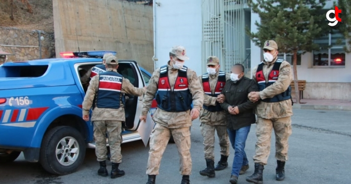 Gümüşhanespor Kulübü Başkanı Olgun'a silahı saldırı zanlıları adliyeye sevk edildi