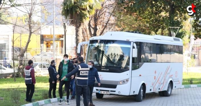 GÜNCELLEME - Samsun merkezli nitelikli dolandırıcılık operasyonunda 3 kişi tutuklandı