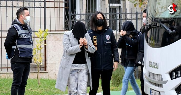Samsun merkezli yasa dışı bahis operasyonunda 10 şüpheli tutuklandı