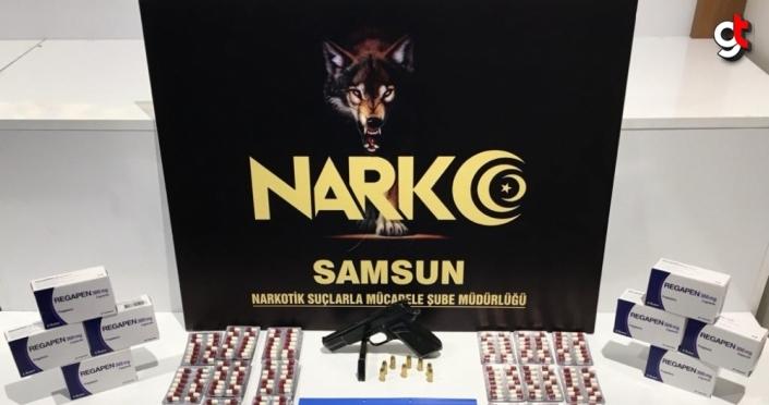 Samsun'da uyuşturucu operasyonunda yakalanan şüpheli salıverildi