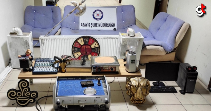 Karabük'te 2 hırsızlık şüphelisi tutuklandı