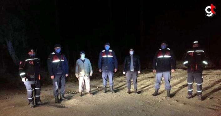 Karabük'te ormanlık alanda mantar toplarken kaybolan 2 kişi bulundu