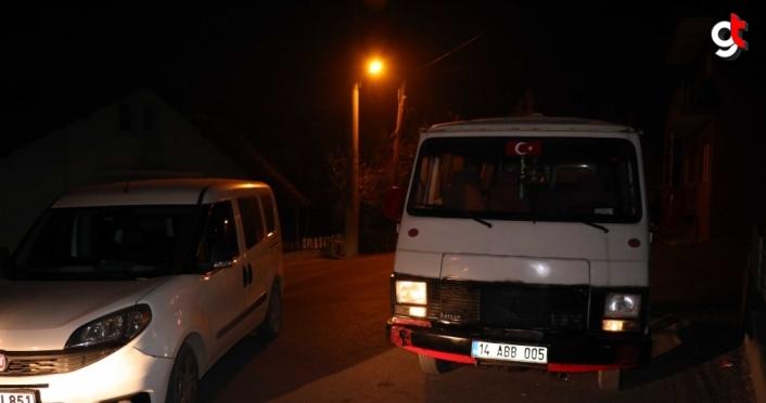 Karabük'te sokağa çıkma kısıtlamasına uymayan sürücü kovalamaca sonucu yakalandı