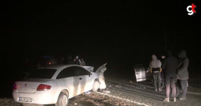 Kastamonu'da meydana gelen trafik kazasında bir kişi yaşamını yitirdi