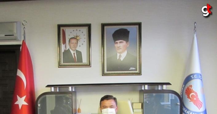 Kavak'ta Kovid-19 ile mücadele tedbirleri