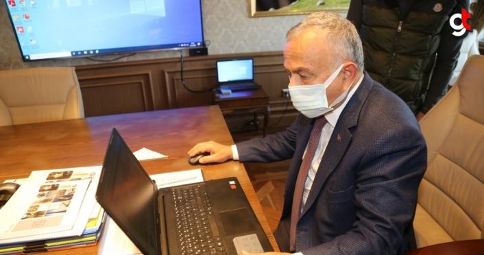 Ordu Büyükşehir Belediye Başkanı Güler, AA'nın