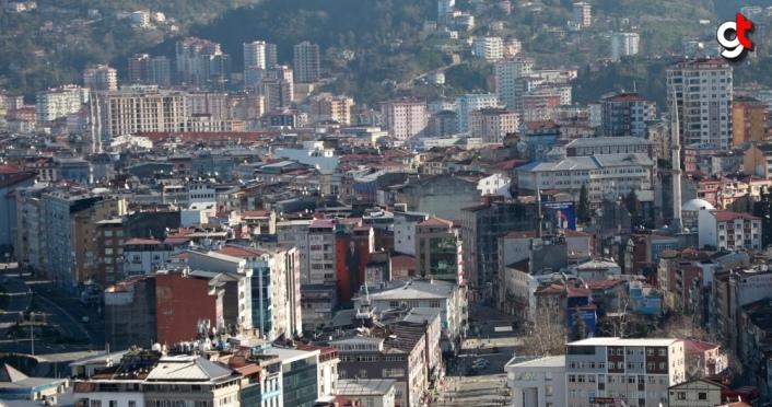 Rize merkezde kentsel dönüşüm çalışmaları 30 Ocak'ta başlayacak