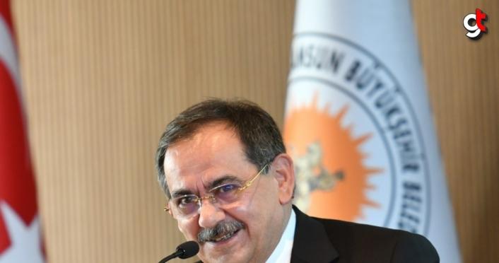 Samsun Büyükşehir Belediye Başkanı Demir'den yeni yıl mesajı