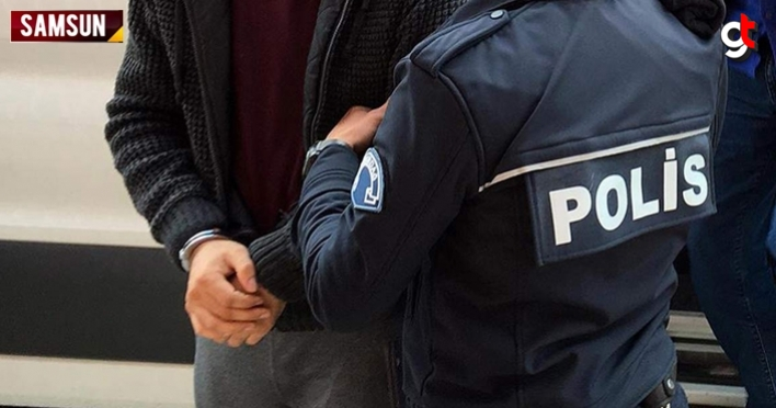 Samsun merkezli operasyonda 11 kişi gözaltına alındı