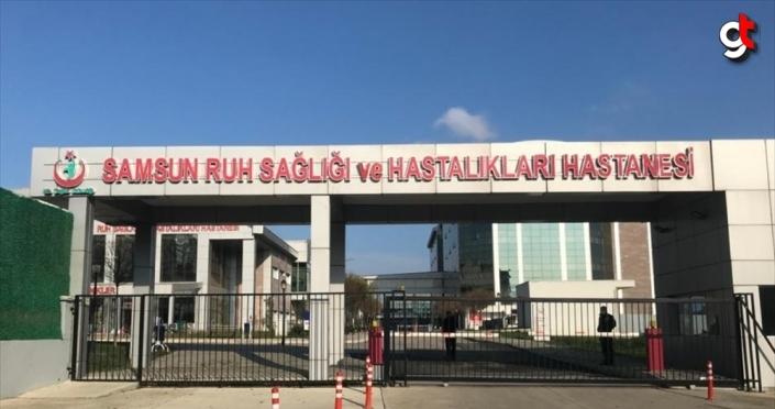 Samsun'da hastanede psikolojik tedavi gören kadın aynı odada kaldığı kadını öldürdü
