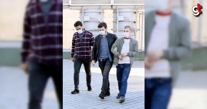 Samsun'da sosyal medyadan tartıştıktan sonra buluşan iki grup arasında silahlı kavga: 1 yaralı