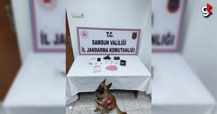Samsun'da uyuşturucu operasyonunda bir kişi gözaltına alındı