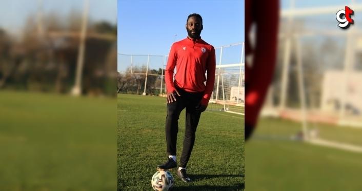 Samsunsporlu futbolcu Burak Çalık: