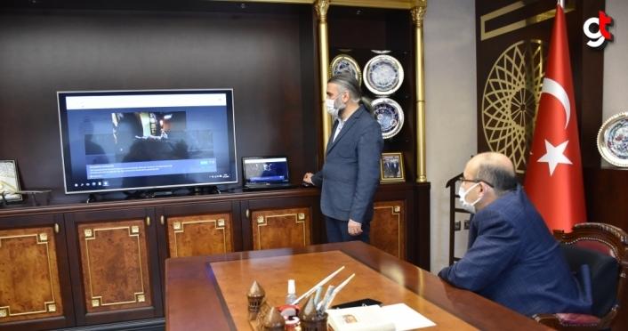 Trabzon Valisi İsmail Ustaoğlu, AA'nın