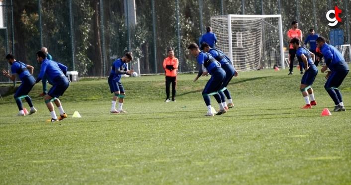 Trabzonspor, Adana Demirspor maçının hazırlıklarına başladı