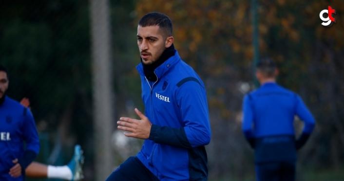 Trabzonspor, Atakaş Hatayspor maçı hazırlıklarına başladı