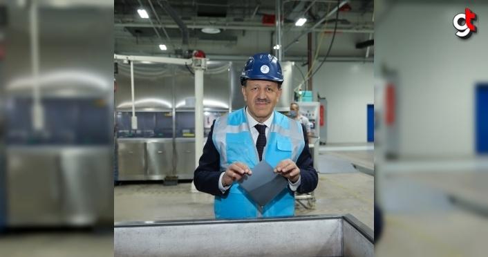 Türkiye'nin ilk entegre güneş paneli fabrikasında kapasite katlanacak