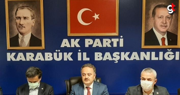 AK Parti Karabük İl Başkanlığı Kongresi 19 Ocak'ta yapılacak