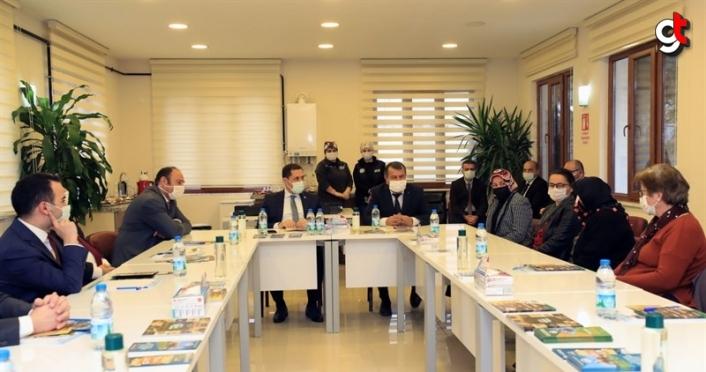 Amasya'da kadın kooperatifleri toplantısı yapıldı
