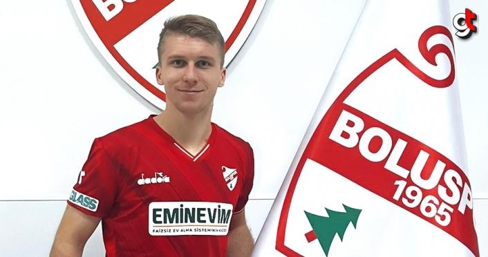 Beypiliç Boluspor, Bosna Hersekli futbolcu Haris Hajdarevic'i kadrosuna kattı